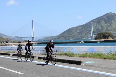 """サイクリストの聖地""""しまなみ海道"""" 今年もツーリングイベント開催"""