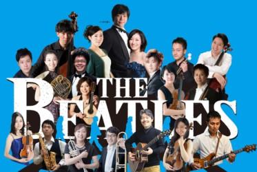 20 人の若手音楽家たちによる 圧巻のザ・ビートルズサウンド