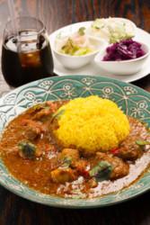 イタリア郷土料理×広島食材のカレー